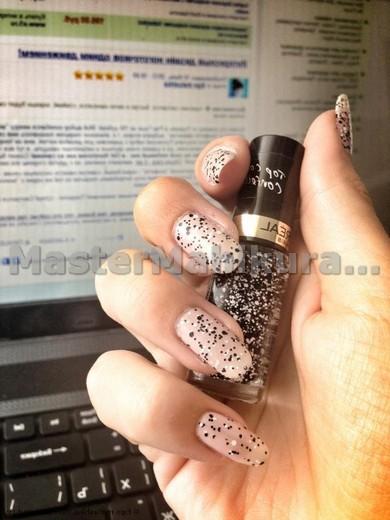 Накладные ногти и методы их наклеивания