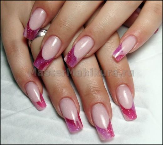 Цветные гели для ногтей как ими пользоваться 108