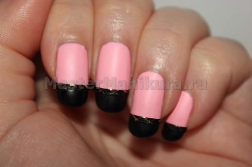 Основной цвет розовый