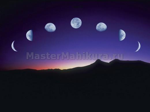 Стрижка ногтей по лунному календарю