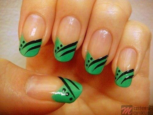 Дизайн ногтей для новичков фото