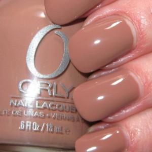 О лаке для ногтей Orly