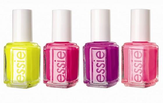 Модная одежда для ногтей – лаки Essie