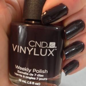Темно-коричневый CND Vinylux