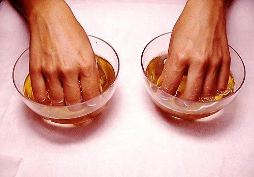 Чем укрепить ногти в домашних условиях