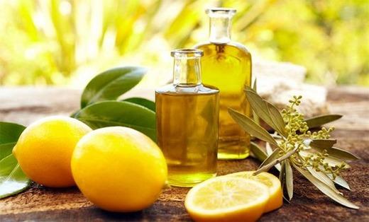 Лимонные средства для укрепления ногтей