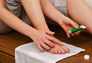 Мазь против грибка ногтей