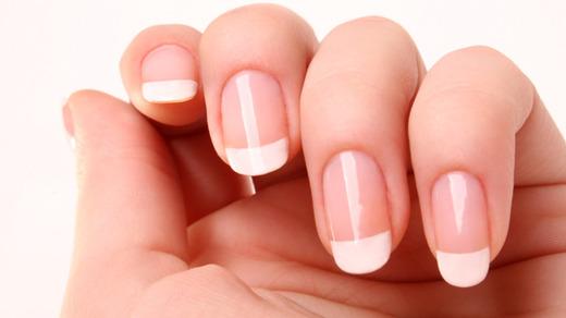 Красивые ногти результат витаминов